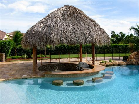 Tiki Huts On The Water E Day I Will Swim Up To A Bar And
