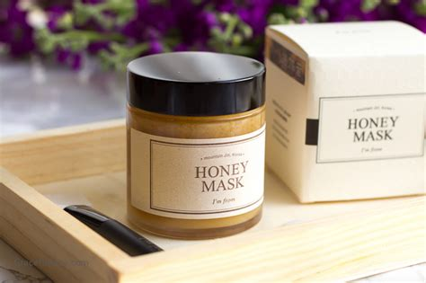 I'm From Honey Mask Review Gracefulface