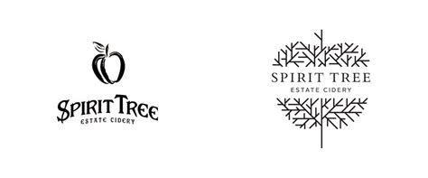 New Logo And Packaging For Spirit Tree Cidery