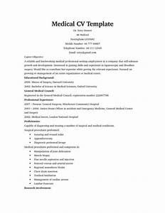 medical cv template cv examples pinterest curriculum With cv template for physicians