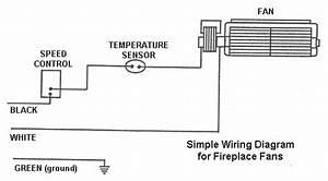 Universal Fireplace Blower 115v  Left Hand Motor  Rotom   R7