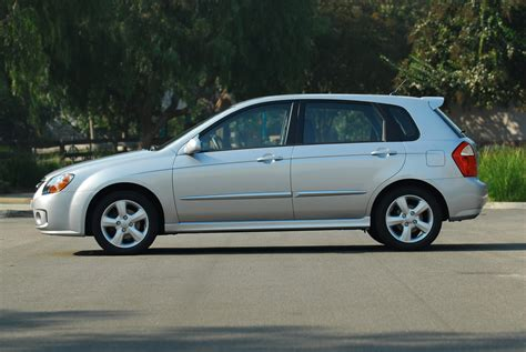 2008 Kia Spectra5 News And Information