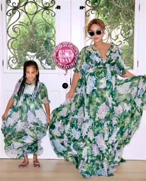 Beyonce's Floral Dolce & Gabbana Dress: Get the Look for ...