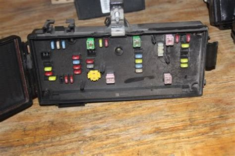 Dodge Ram 1500 Fuse Box by Find 2007 Dodge Ram 1500 4x2 Totally Integrated Power