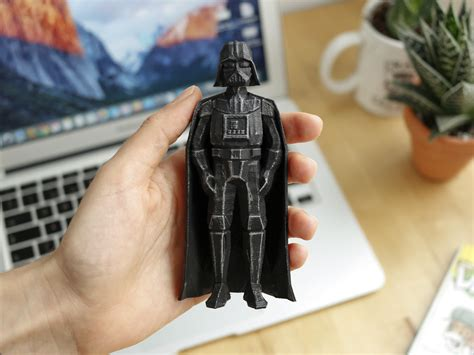 These 3d Printed Models Are Perfect For Every Star Wars