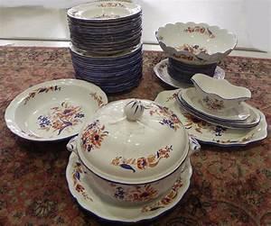 Service A Vaisselle : service de table luneville prix ~ Teatrodelosmanantiales.com Idées de Décoration