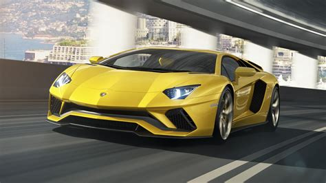 This Is The New 730bhp Lambo Aventador S