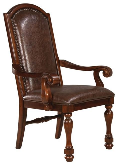 tuscan arm chair traditional dining chairs san diego