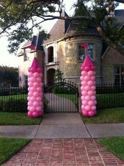 castle balloon towers littles pinterest rapunzel