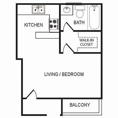 Studio Ridge Meadow Apartments Floor Apartment Plans