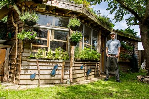 Shed From Recycled Materials by Shed Of The Year 2014 Winner Is Solar Powered Eco Shack