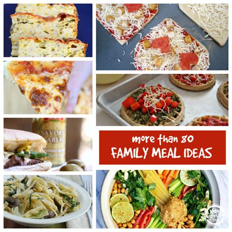 delicious meal ideas 80 delicious family meal ideas