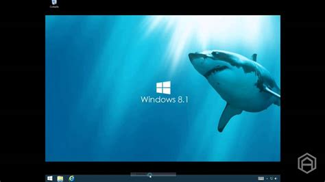 démarrer windows 8 1 directement sur le bureau