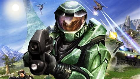 Halo Combat Evolved Review Questionable Critics
