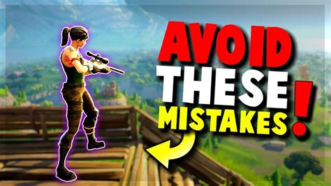 9 Common Mistakes New Players Make