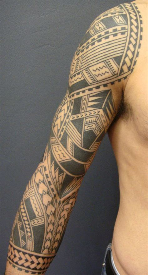 Polynesian Tattoo Uk Images