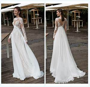 empire maternity wedding dresses lace and chiffon long With plus size maternity wedding dresses