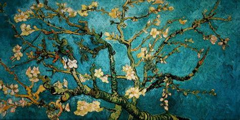 mandorlo in fiore gogh sta su tela vincent gogh ramo di mandorlo in