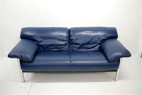 Poltrona Frau Ledersofa Modell Pausa Sofa Design