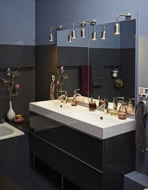 Ikea Badezimmer Organisation by Godmorgon Odensvik Waschbeckenschrank 2 Schubl Grau