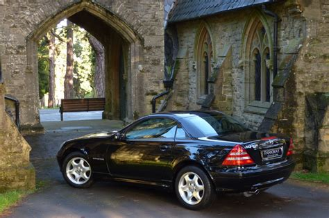 Every used car for sale comes with a free carfax report. MERCEDES BENZ SLK 230 KOMPRESSOR (Unique)