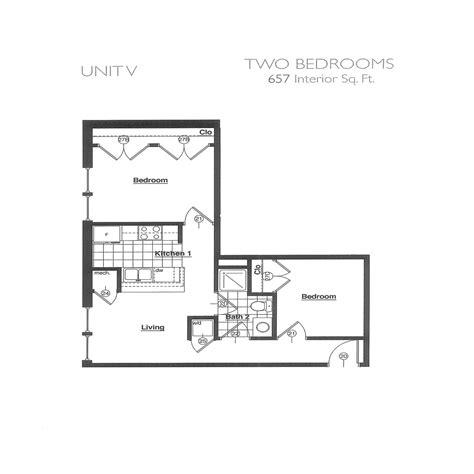 floor plans com two bedroom floor plans plant zero
