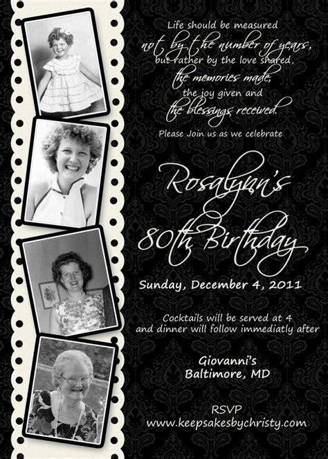 custom birthday invitation  usd  etsy