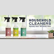 Household Cleaners  Home Cleaning Products  Mrs Meyer's