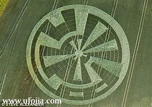 英国再现数学公式麦田怪圈心形树林_UFO之家网