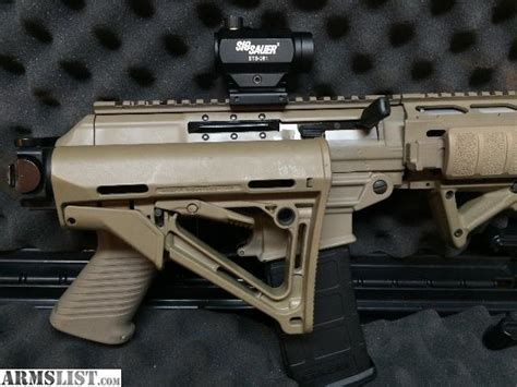 armslist  sale sig  classic swat fde limited production run
