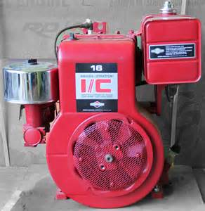 Briggs and Stratton 16 HP Engine
