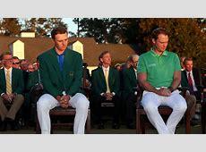 For Jordan Spieth, hell is Masters green jacket TV