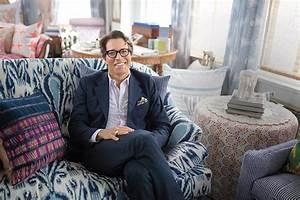 Textile Designer John Robshaw On Finding Inspiration