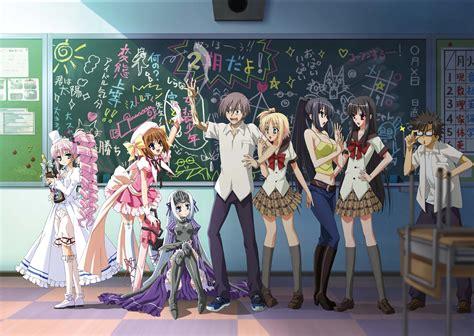 zombie kore wa desu ka eucliwood wallpapers hd anime manga tomonori hellscythe dead desuka ayumu aikawa yuki yuu seraphim kick