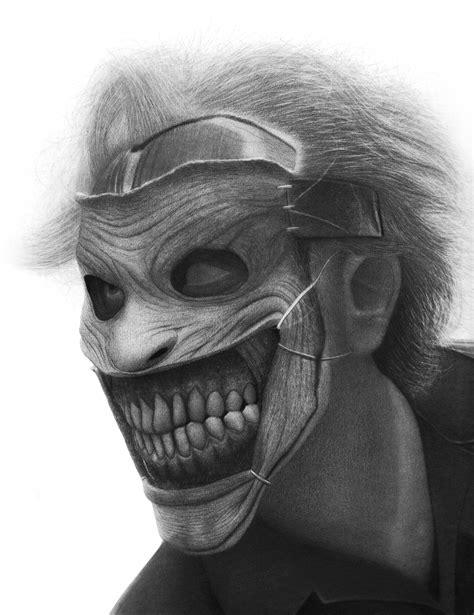joker pencil drawing   batman