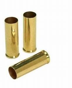 Cbc Unprimed Brass Shotshell Cases X25 36 Ga 410
