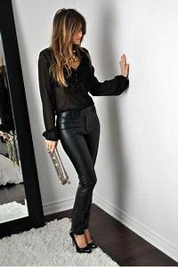 10 All Black Outfits to Wear this Winter u2013 Sometimes I Wear Tiaras