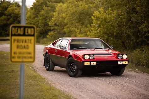 This ferrari dino 308 gt was built at the ferrari factory during the spring of 1975. EL FERRARI DINO 308 GT4 SAFARI DE 1975 | dragterpedia