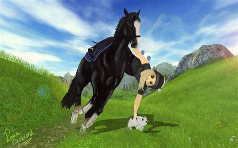 stable star edit horses horse sso stables stars google games rabit race pets pet deviantart funny friesian morgan animals tack