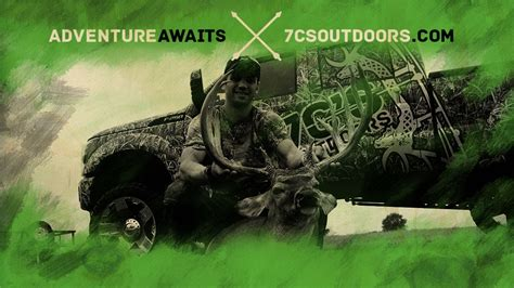 7cs Outdoors Bow Hunting Trophy Whitetail Deer At Texas