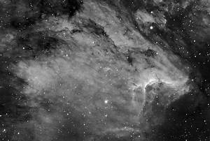 Pelican Nebula in FSQ, SBIG ST-10XME with AstroDon h-alpha ...