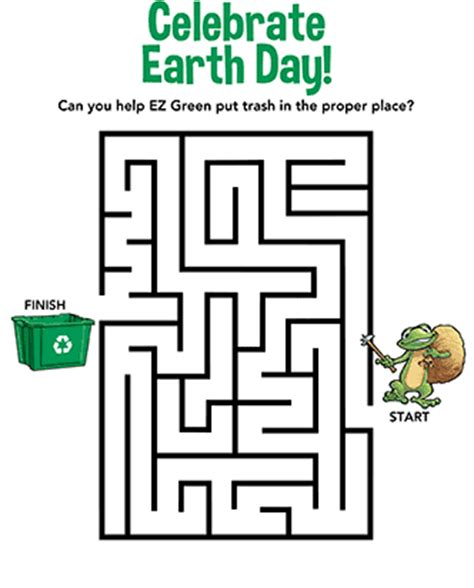 home plans for free earth day activity sheets free
