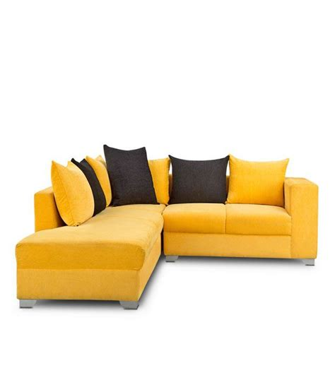 yellow settee yellow sofa set how to design with and around a yellow
