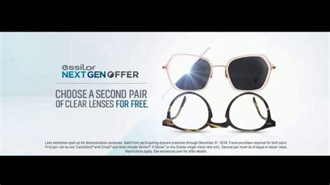 Essilor 1.67 stylis crizal sapphire uv. Essilor Ultimate Lens Package TV Commercial, 'Eyezen ...