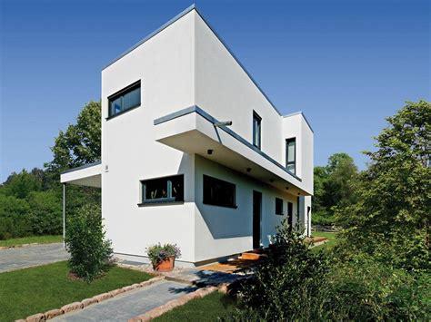 Modernes Haus Weiß by Bauhaus Rauch Fertighaus Weiss Musterhaus Net