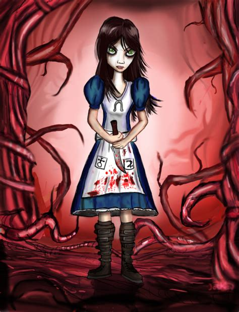Alice Madness Returns Fanart By Theslinker On Deviantart
