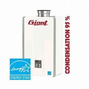 Chauffe Eau Gaz Instantané : chauffe eau au gaz naturel giant bradford white energir ~ Melissatoandfro.com Idées de Décoration