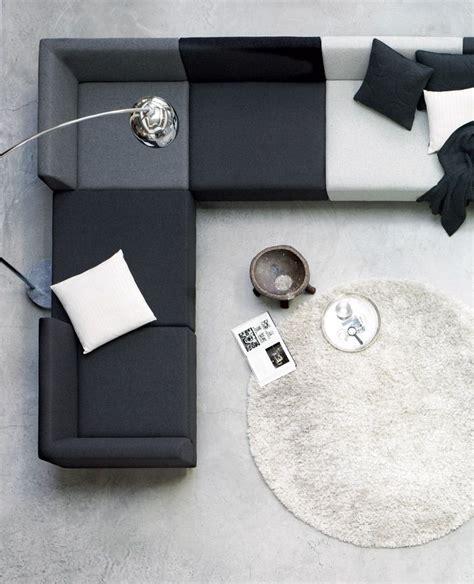 Minimalistische Wohnzimmer Einrichtungsideendesignideen Fuer Minimalistische Wohnraeume by Bolia Orlando Sofa Furniture Lighting Modular Sofa