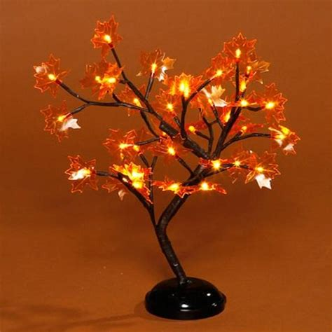 darice 43567 battery operated lighted bonsai tree
