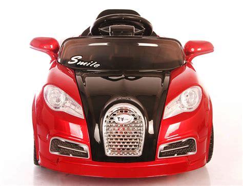 Kids Ride On Bugatti Concept Car With Remote Control